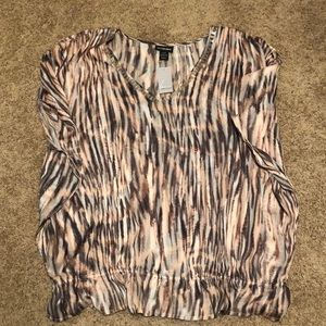 NWT Lane Bryant shirt